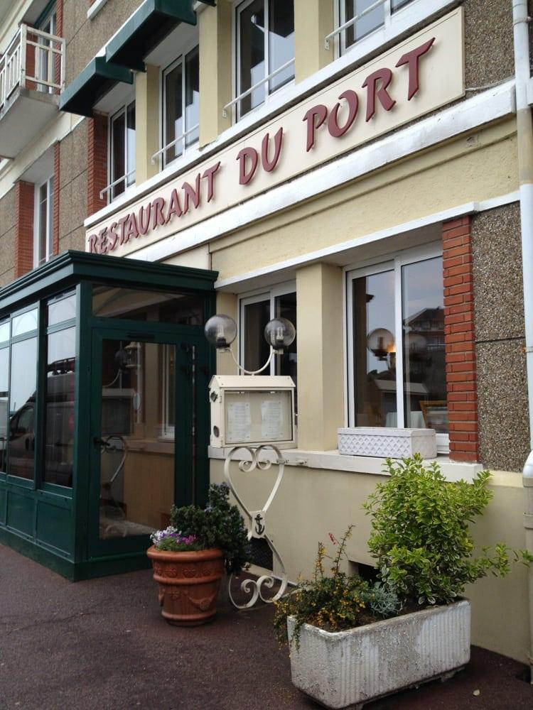 Restaurant du port restaurants 18 quai amont saint - Restaurant seine port ...