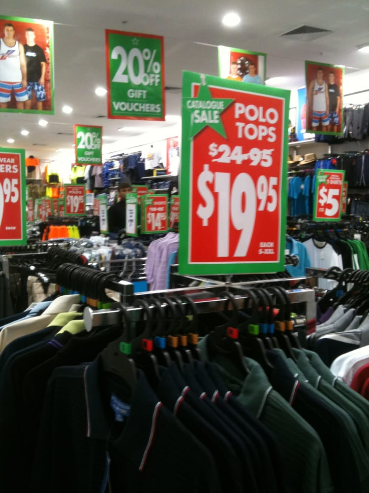 Lowes Sports Wear Whitford City Shopping Ctr Hillarys Hillarys