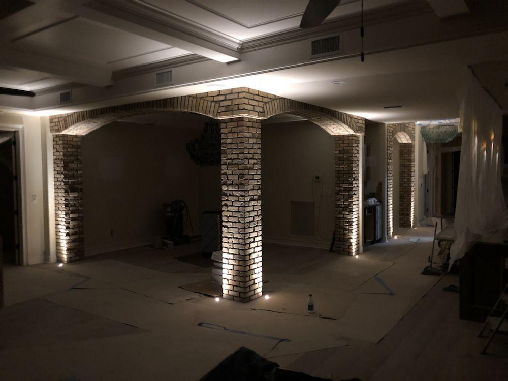 Interior Led Lighting Uplighting Yelp