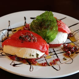 Italiana's - New City, NY, United States. Caprese-Italianas New City NY