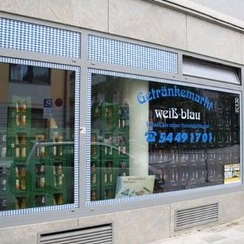 GWB Getränkemarkt weiß-blau - Getränkemarkt - Landwehrstr. 87 ...