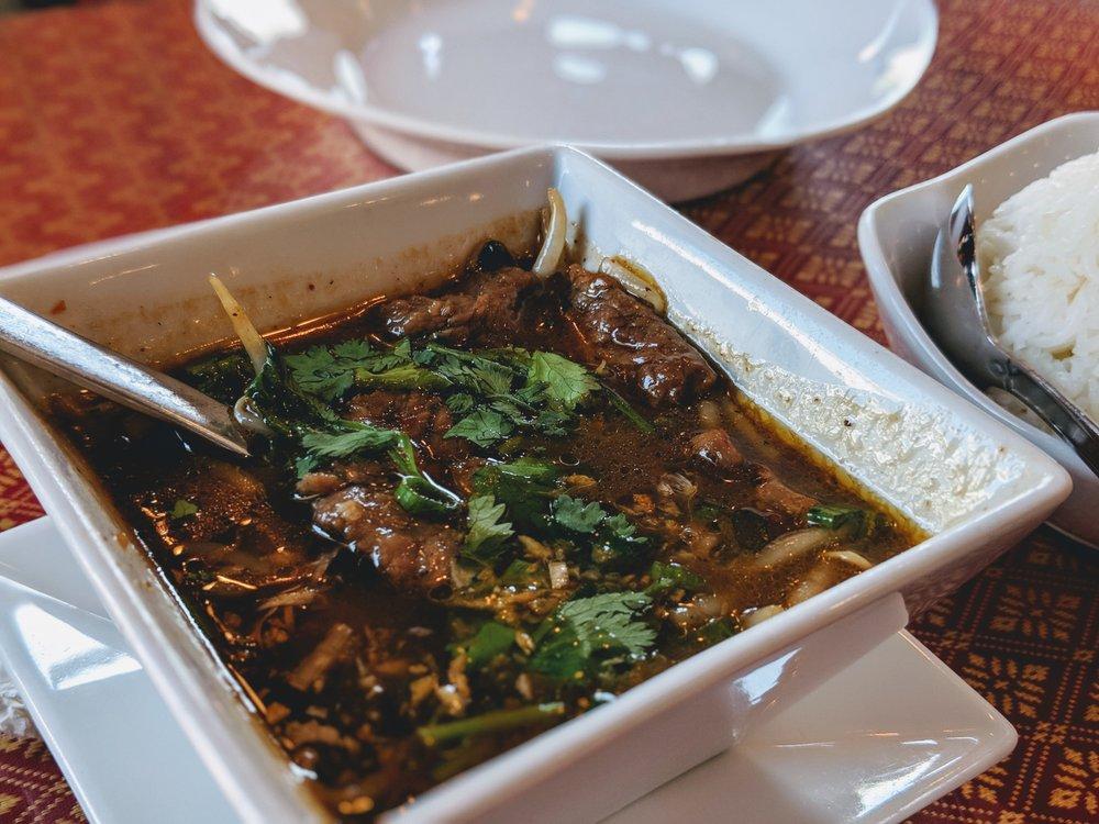Food from Thai Sawadee
