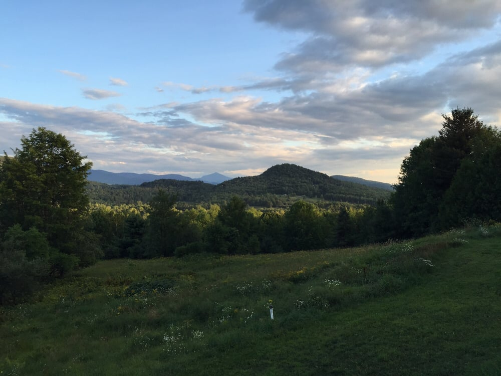 Bed And Breakfast In Underhill Vt