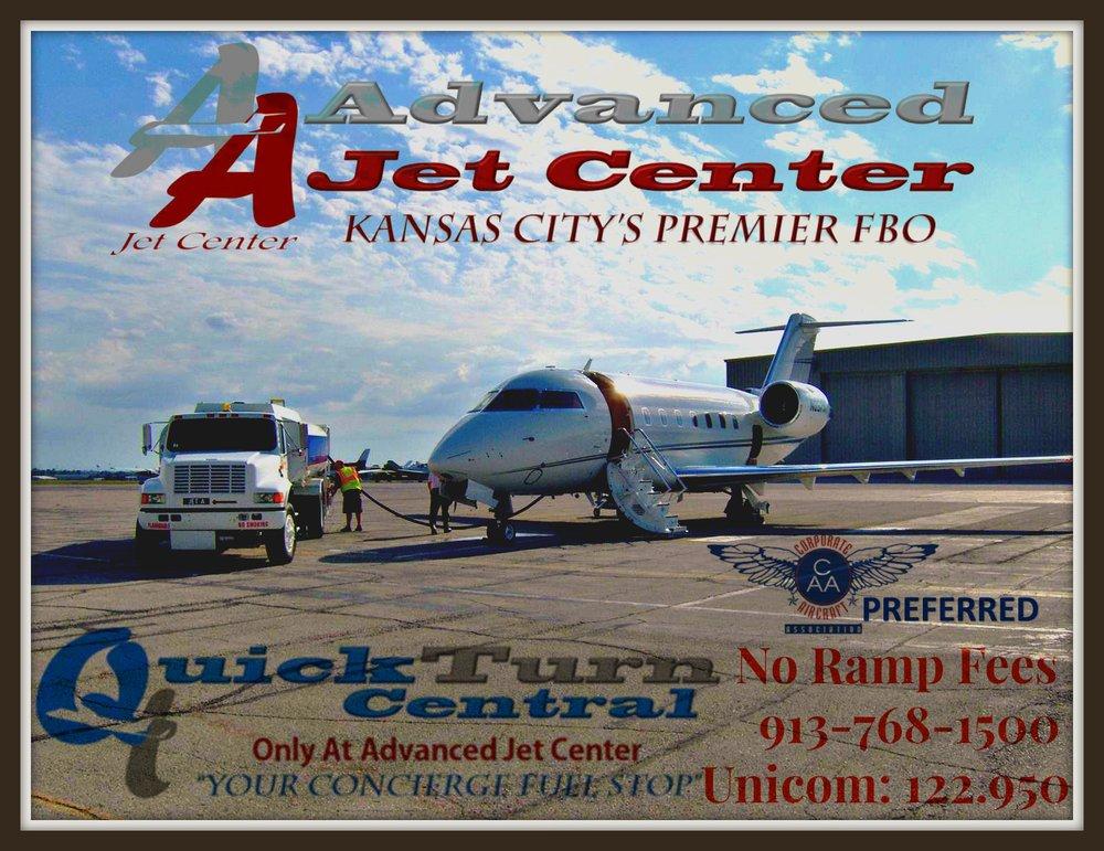 Advanced Aviation: 5 Aero Plz, New Century, KS
