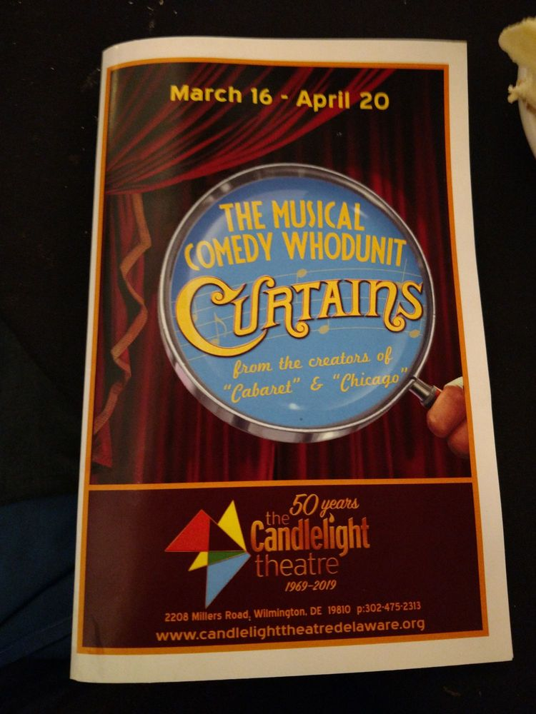 The Candlelight Theatre: 2208 Millers Rd, Wilmington, DE