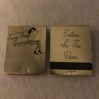 Photo Of Tramp Stamp Grannys