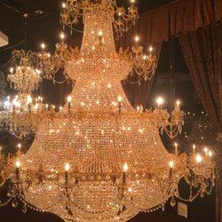 Photo Of Planet Crystal Lighting Houston Tx United States
