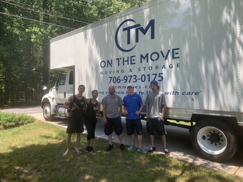 OTM Moving and Storage: 3541 South Chestatee St, Dahlonega, GA