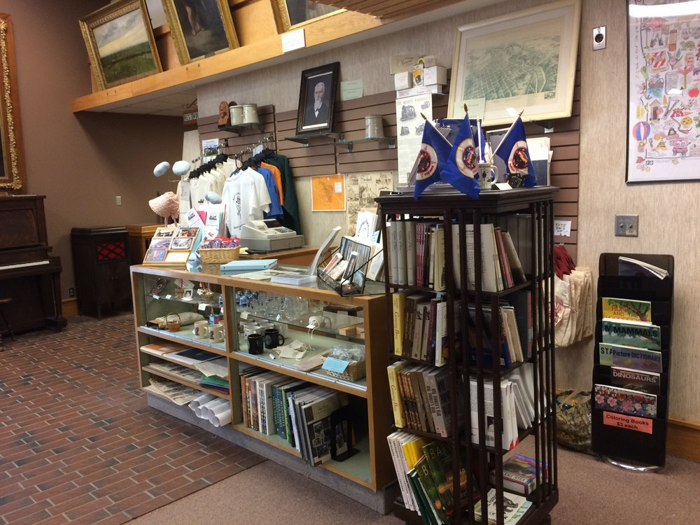 Rice County Historical Society Museum: 1814 2nd Ave NW, Faribault, MN