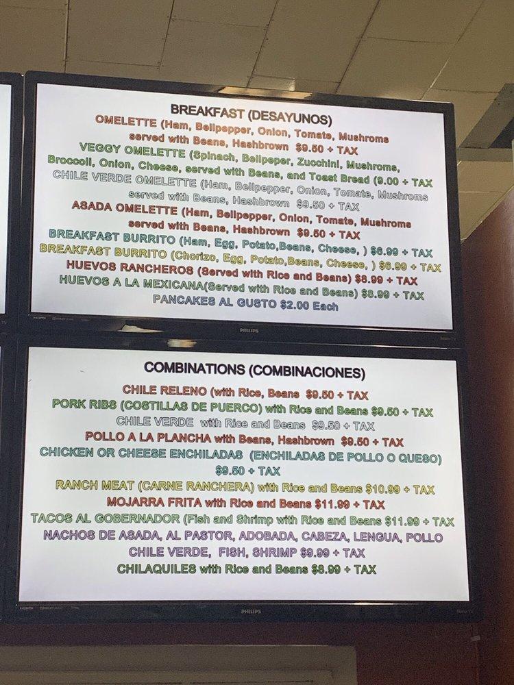 California Tacos: 143 N L St, Dinuba, CA