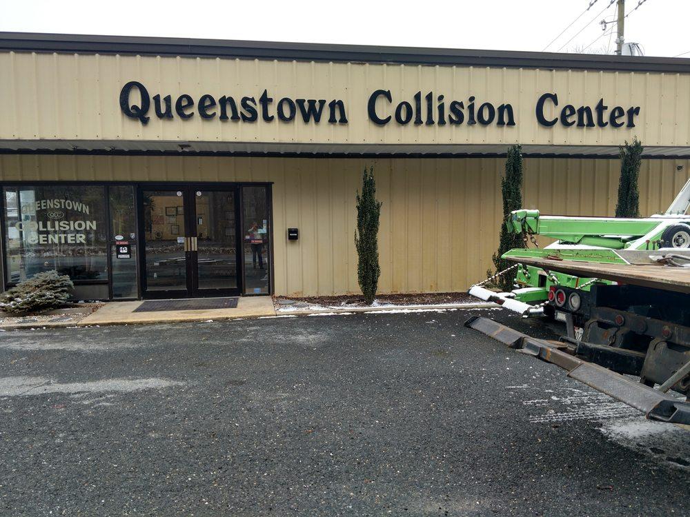 Queenstown Collision Center: 882 Del Rhodes Ave, Queenstown, MD
