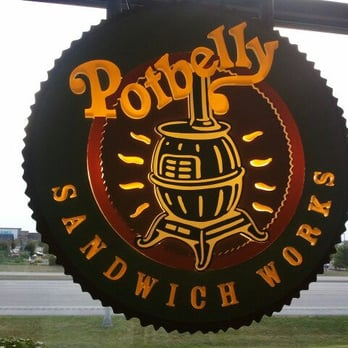 Potbelly Logo potbelly sandwich shop - order food online - 15 reviews