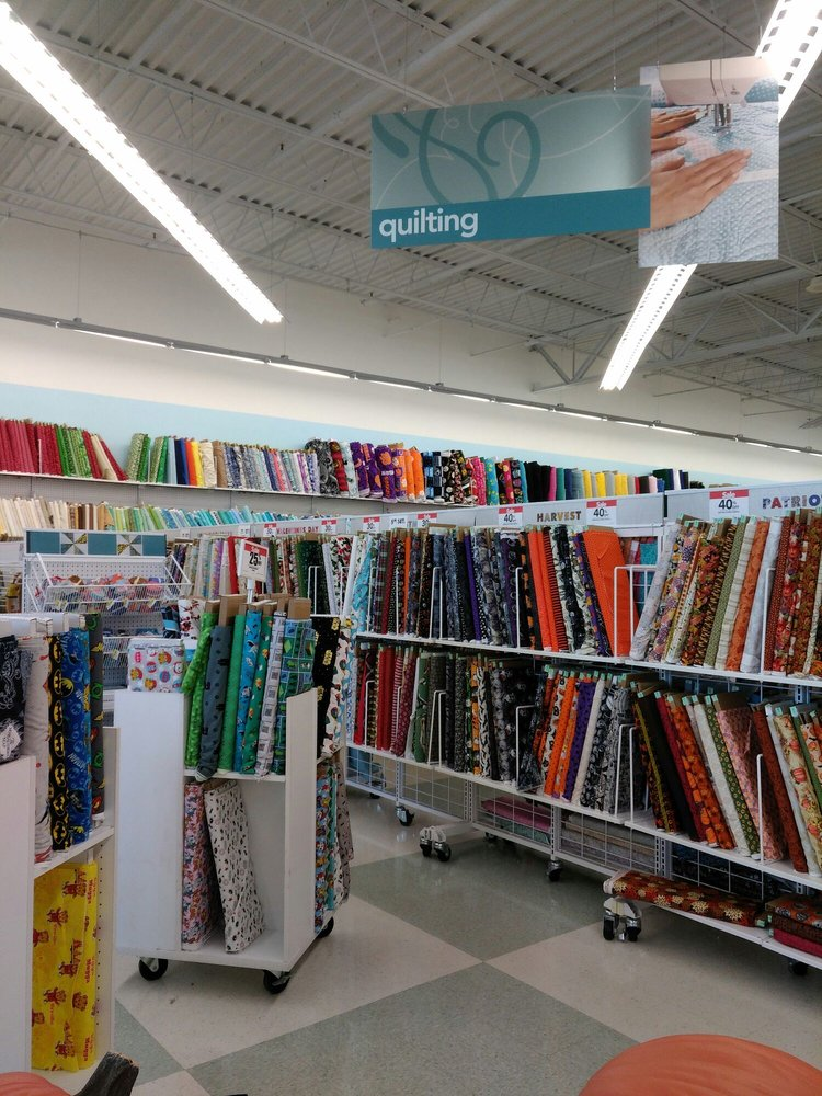 JOANN Fabrics and Crafts: 840 Woods Crossing Rd, Greenville, SC