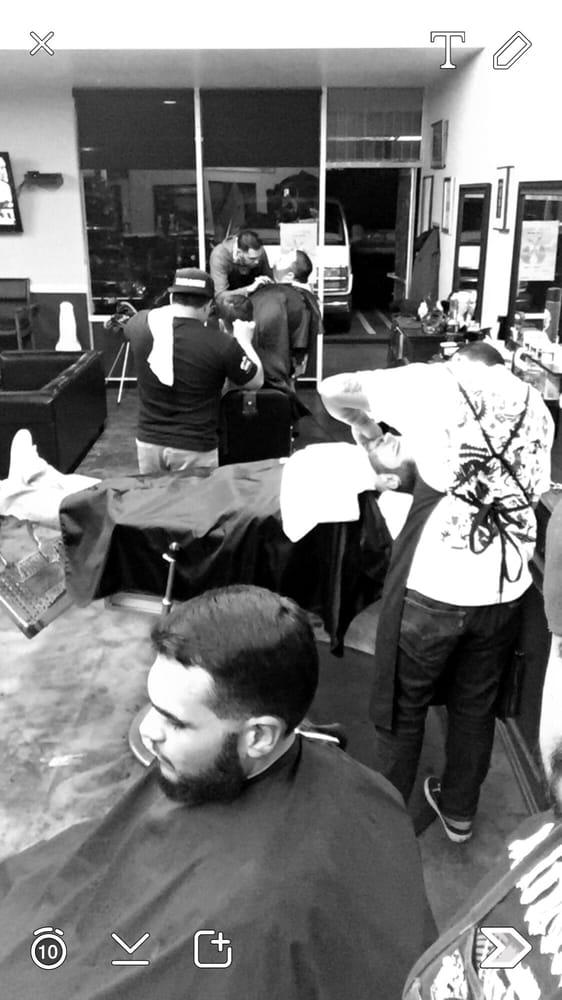 Crowns Barber Shop Huntington Beach