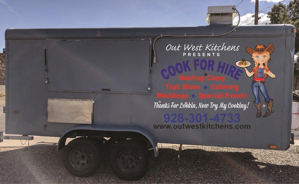 Out West kitchens: Clarkdale, AZ