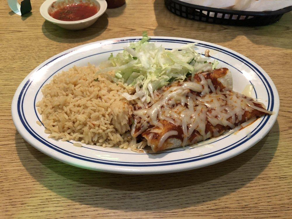 El Ranchero Mexican Restaurant: 3182 King William Ave, West Point, VA