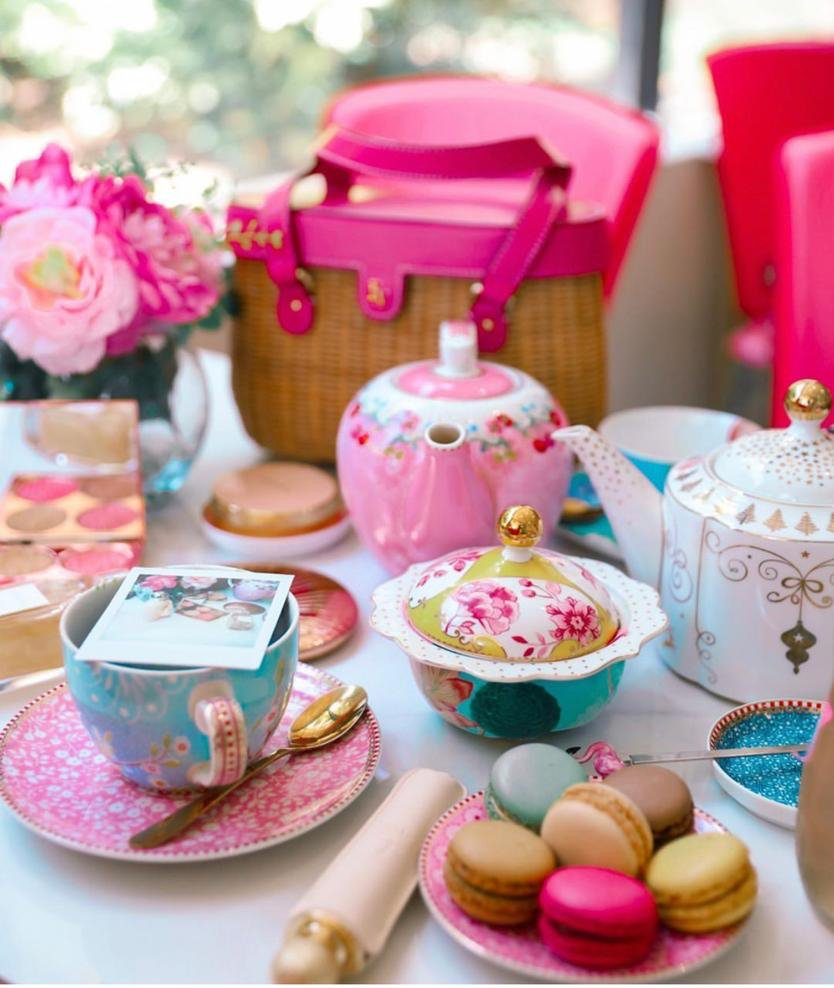 Lily and Rose Tearoom