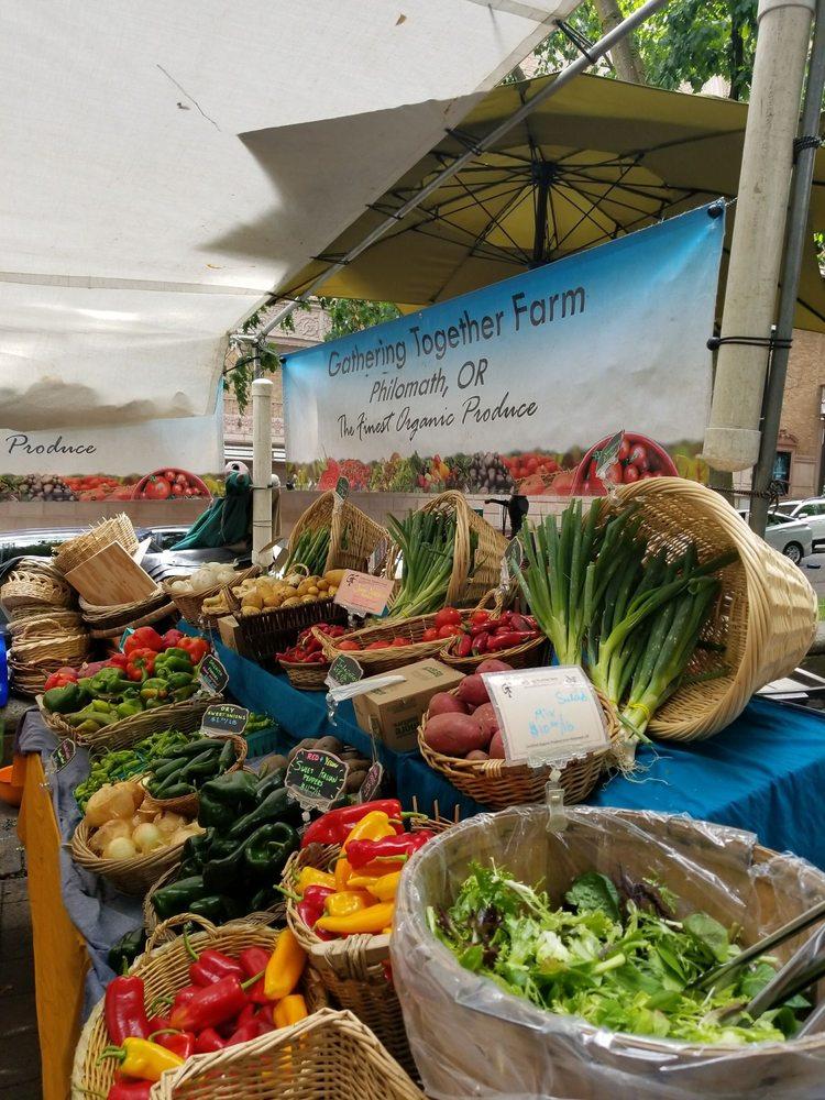 Portland Farmer's Market - Shemanski Park: SW Park And Main St, Portland, OR