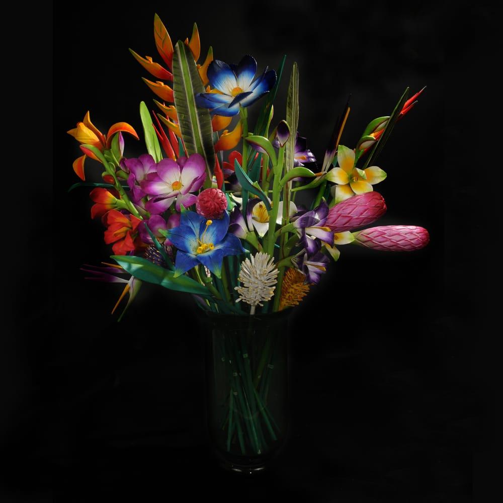 Janitas Floral Design Closed Florists 10 Huntington Ave Back