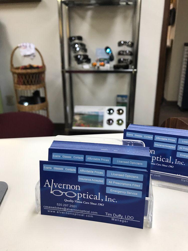 Alvernon Optical Inc