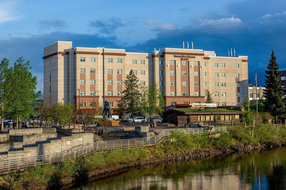 SpringHill Suites by Marriott Fairbanks: 575 1st Ave, Fairbanks, AK