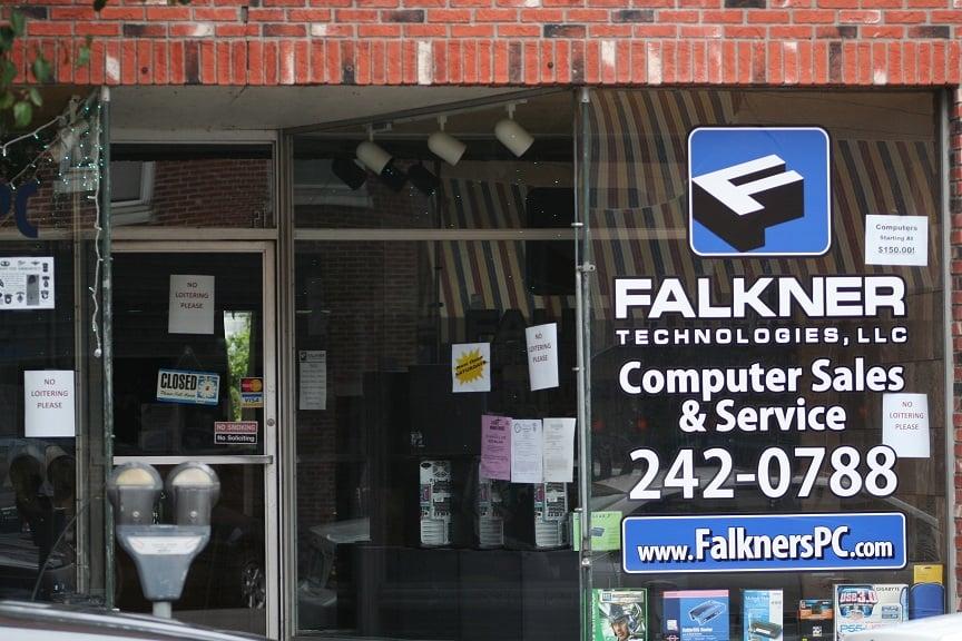 Falkner Technologies: 29 W Market St, Lewistown, PA