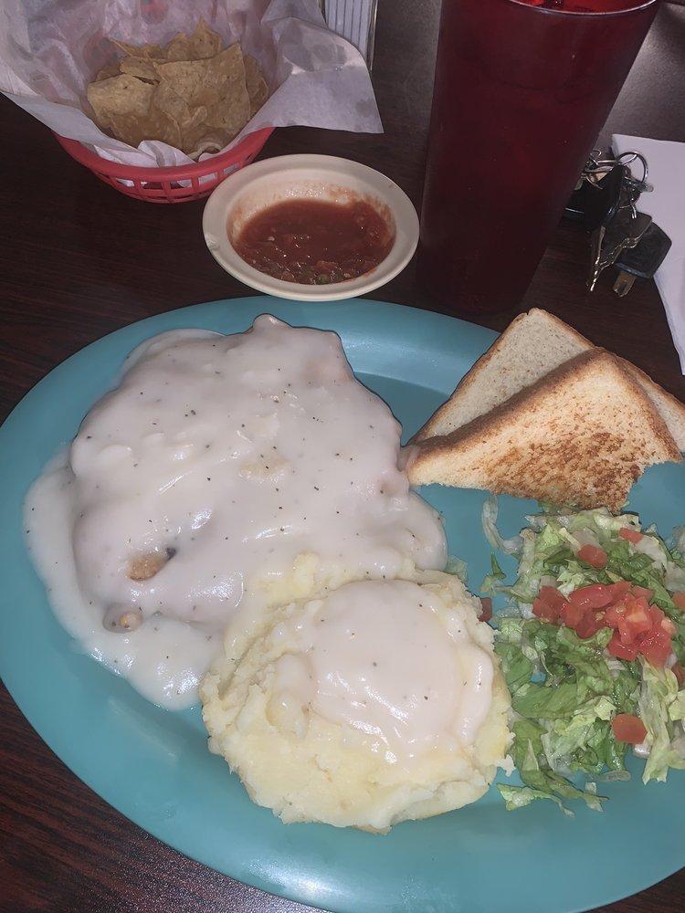 Rangel's Mexican Restaurant: 500 Commerce St, Robert Lee, TX