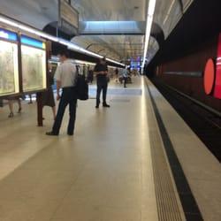 Machtlfinger Straße U-Bahnhof - Metro Stations