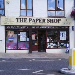 Photo De The Paper Shop Ballyclare Newtownabbey Royaume Uni