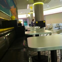 White Flint Mall In North Bethesda Food Court