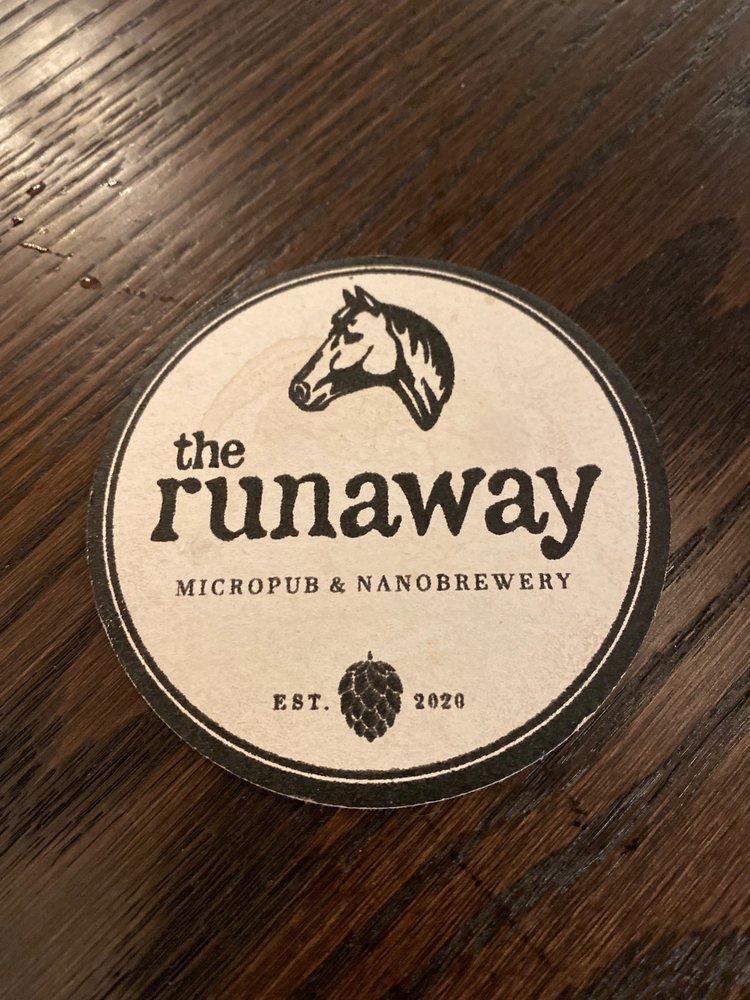 The Runaway Micropub and Nanobrewery: 109 E Chestnut St, Burlington, WI