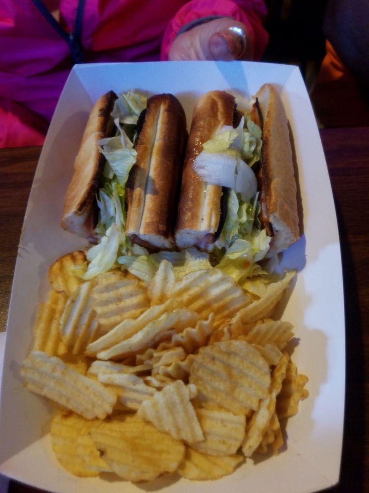 Westside Grill: 118 Oak St, Kane, PA