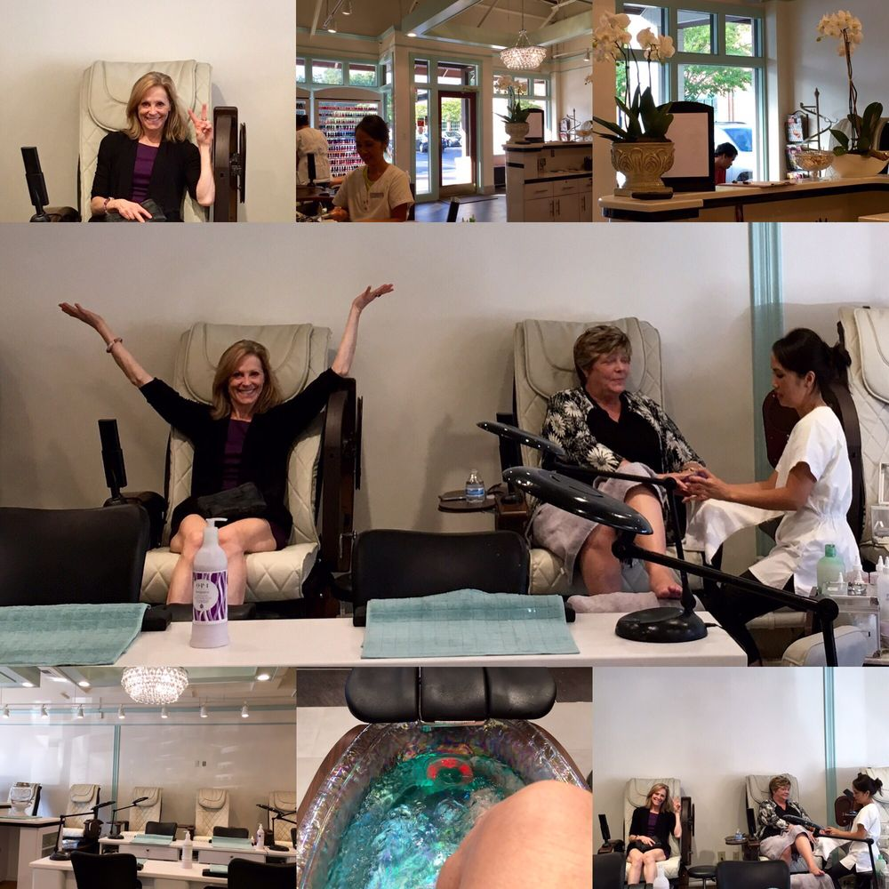 Elegant nails is the best nail salon in charlotte the for 8 the salon charlotte nc