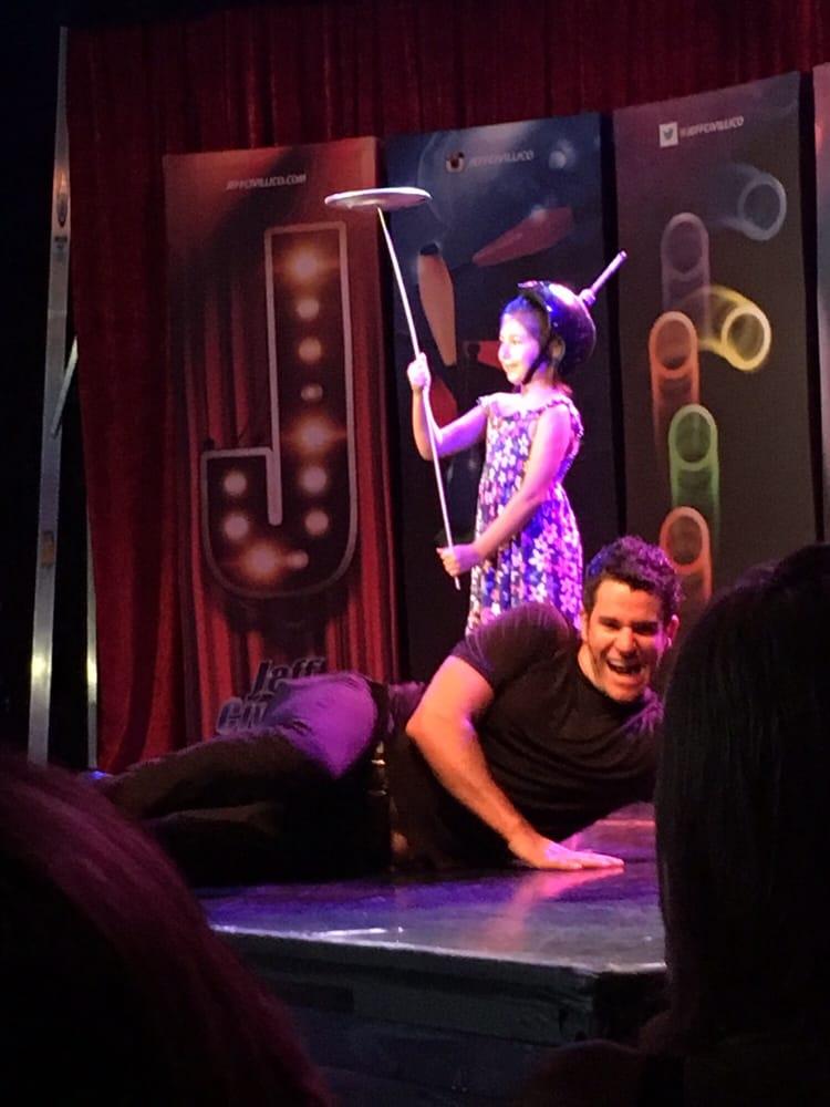 Jeff Civillico: Comedy In Action