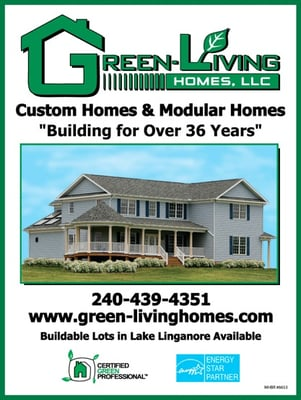 Photo For Green Living Homes