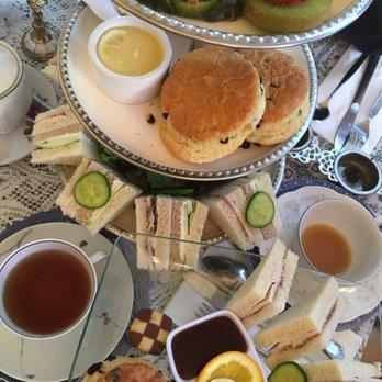 Lovejoy S Tea Room In Redwood City