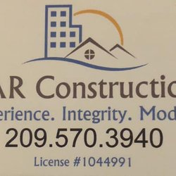 JAR Construction Company - Contractors - Galt, CA - Phone