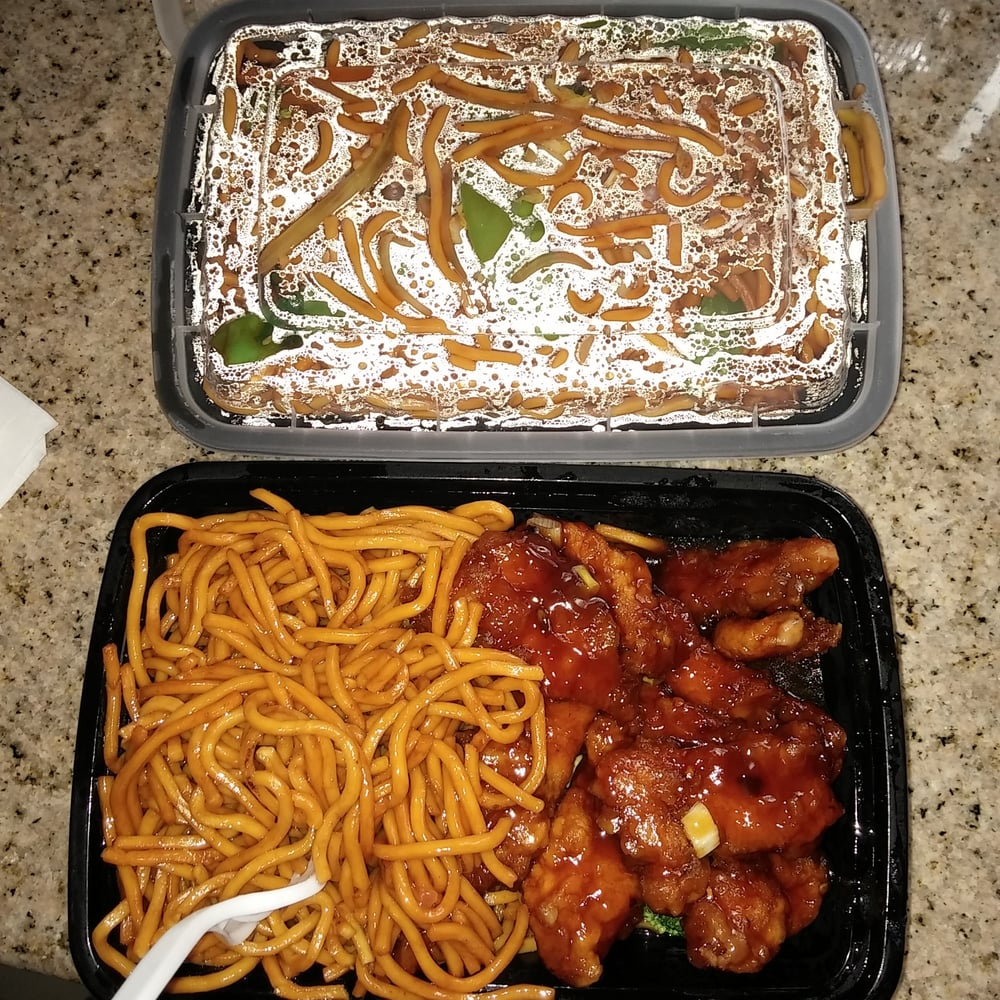 East Meets West Chinese Food On Woodhaven Blvd
