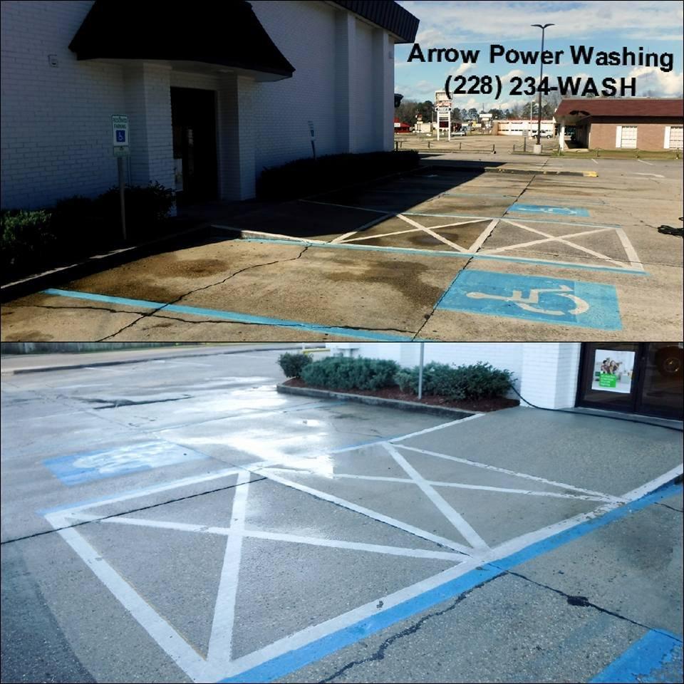 Arrow Power Washing: 15520 Daniel Blvd, Gulfport, MS