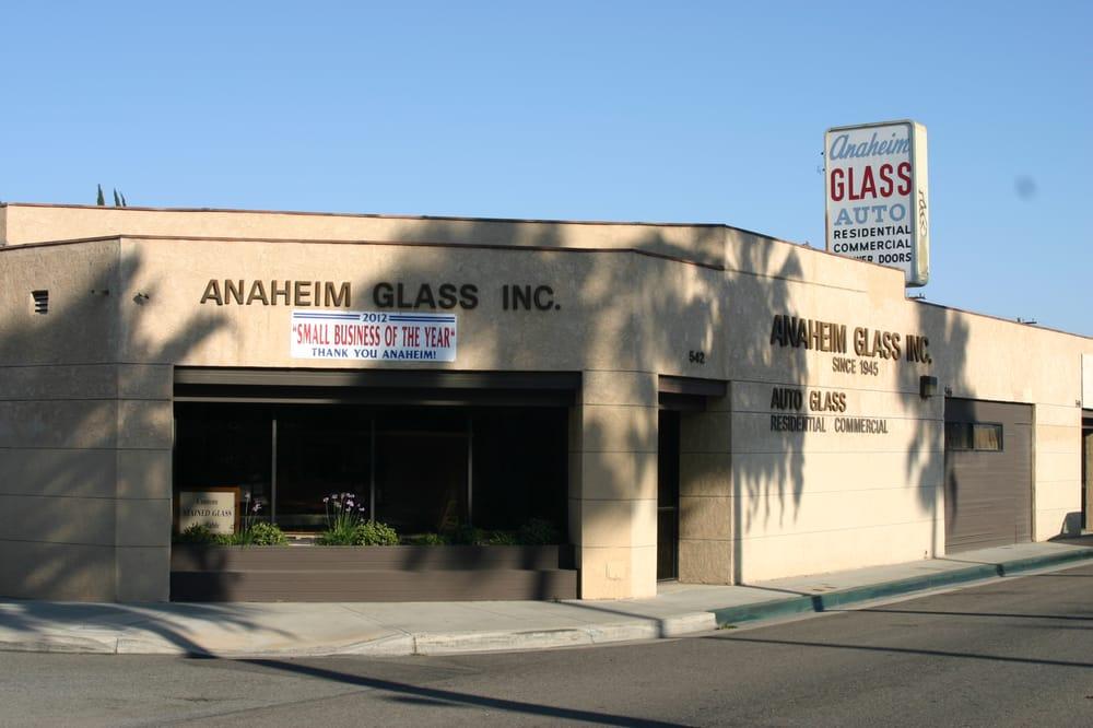 Anaheim Glass