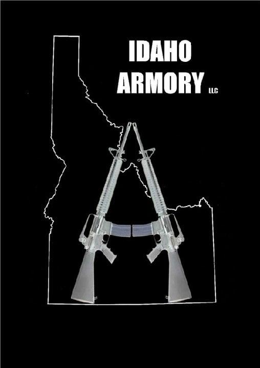 Idaho Armory: 665 N 4128th E, Rigby, ID