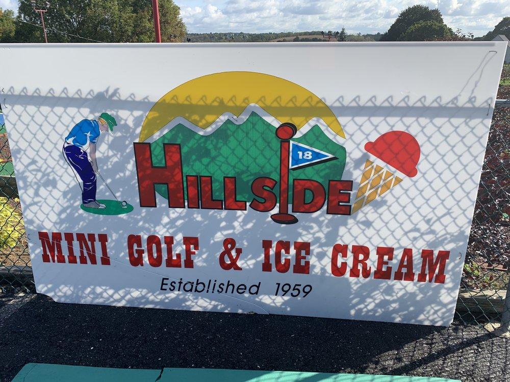 Hillside Ice Cream & Miniature Golf: 3217 Cherryville Rd, Northampton, PA