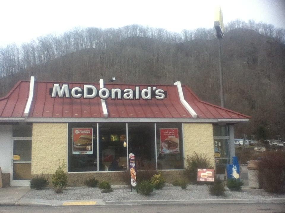 McDonald's: 796 Larry Joe Harless Dr, Gilbert, WV