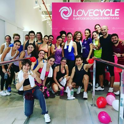 Lovecycle Cycling Classes Via Augusta 10 Gràcia Barcelona