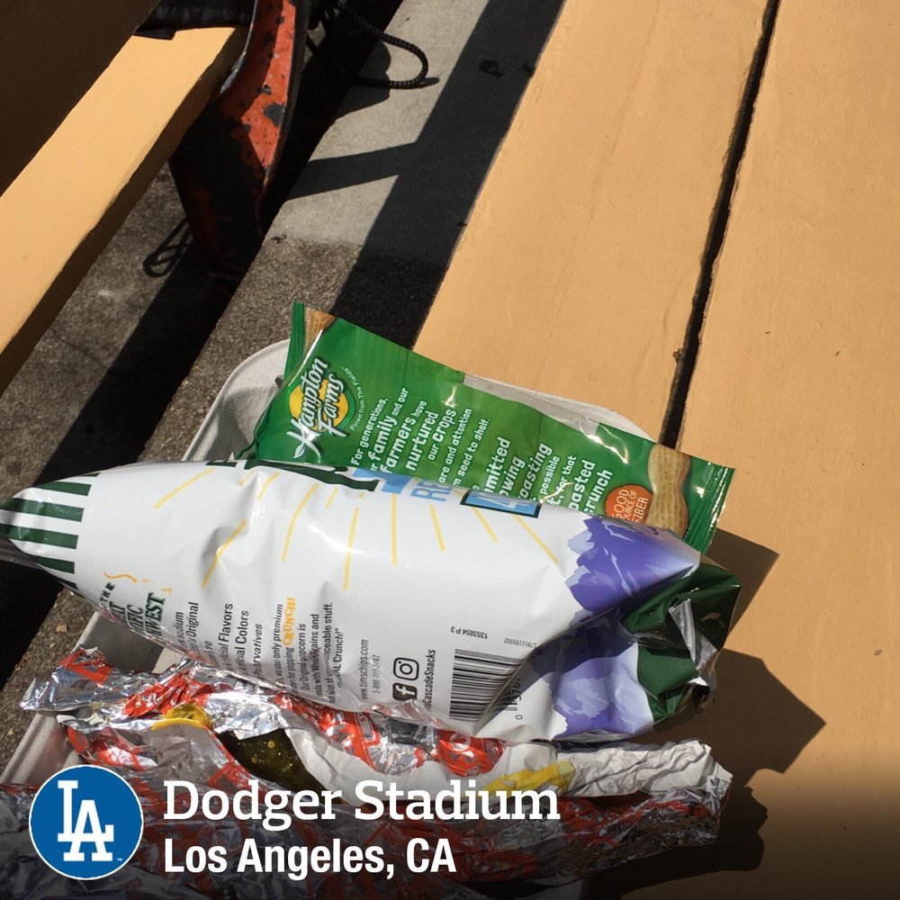 Dodger Stadium All-You-Can-Eat Right Field Pavilion - 1000
