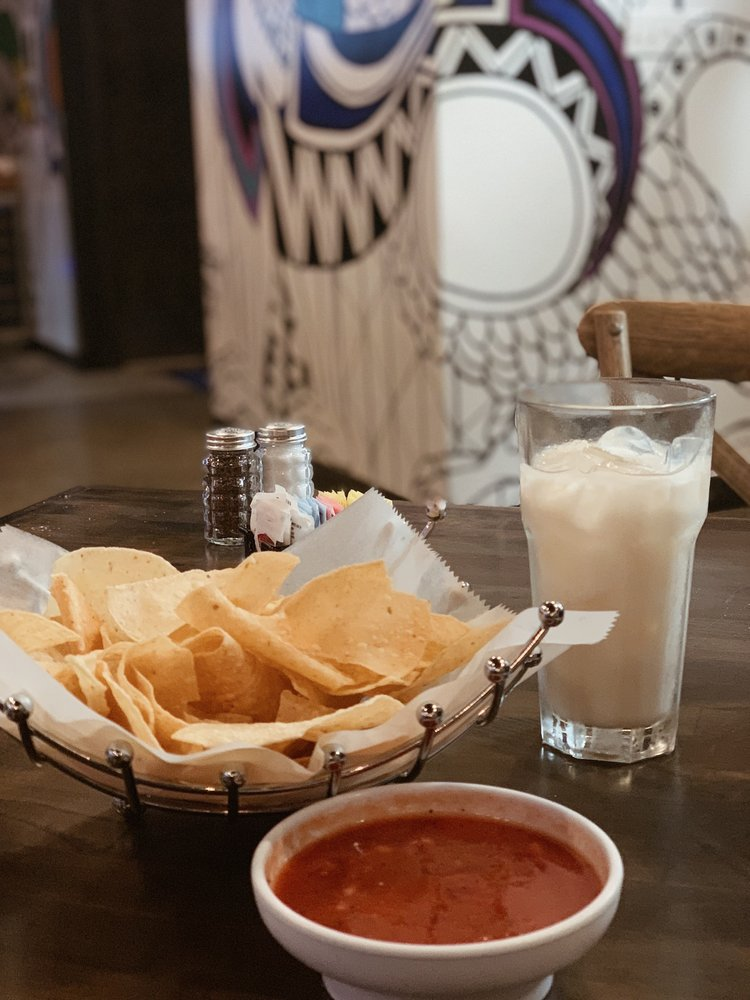 Social Spots from Blue Corn Tequila & Tacos