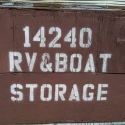 Quality Rv Amp Boat Storage Self Storage 14240 Monterey