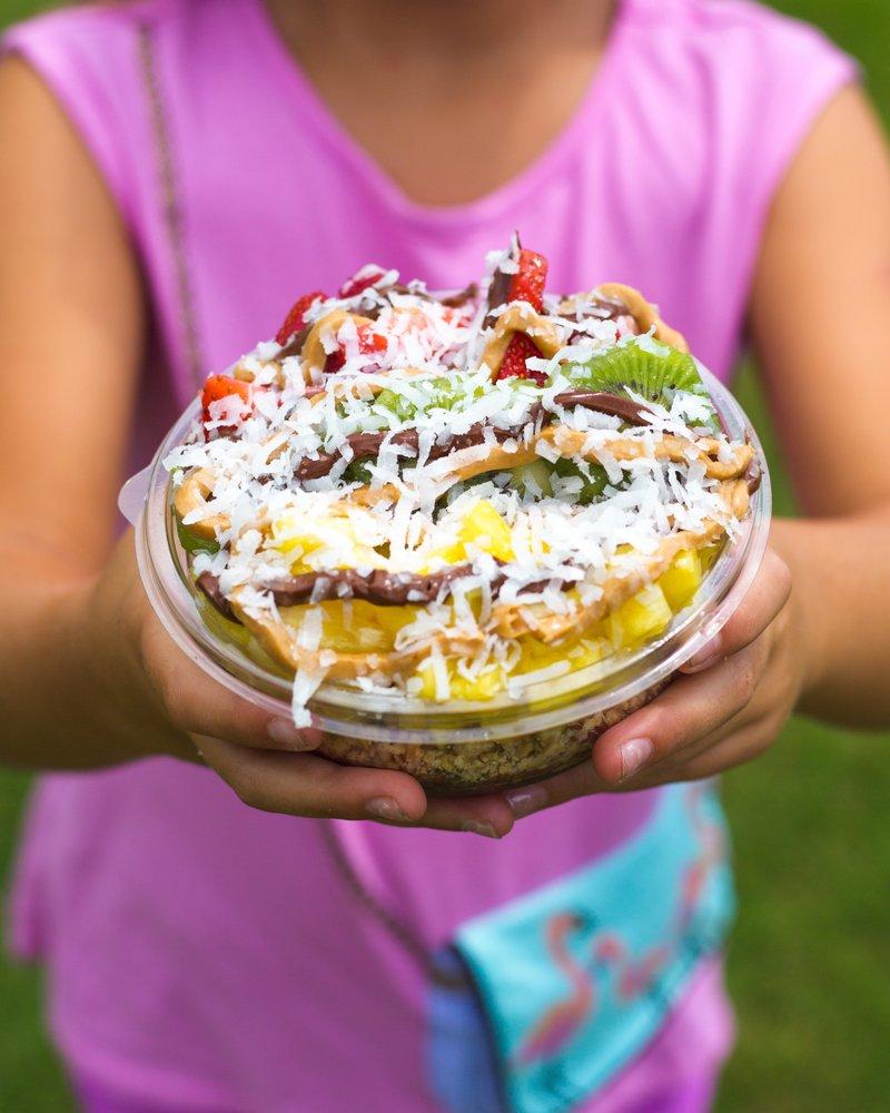 Social Spots from Frutta Bowls