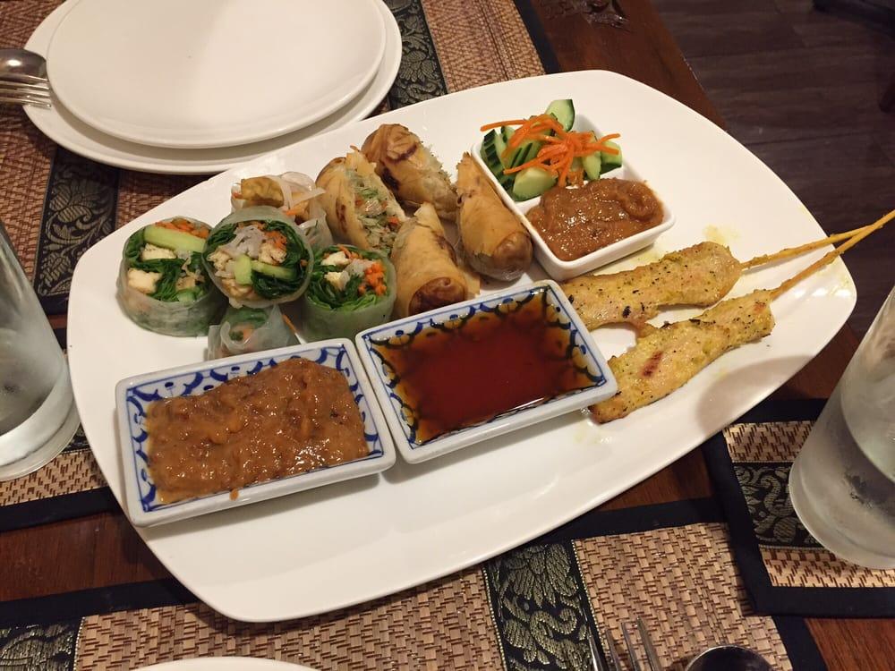 Tee nee thai cuisine 344 fotos y 670 rese as cocina for Ar roi thai cuisine