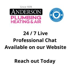 Anderson Plumbing Heating Air 93 Photos 423 Reviews
